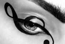 eyeliner flicks ;-)