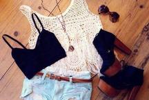 clothes / by Hannah Hall