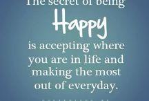 Content & Happy