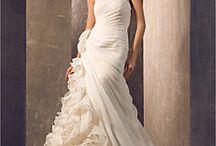 Bryllups kjoler