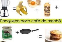 Dieta para ganho de massa