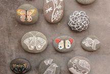 Kövek, mozaikok