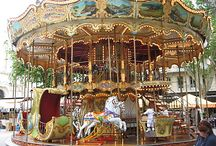 Carousel / by Cathi Stephens