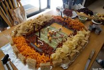 tailgate * fingerfoods*party / by Sherry Miller