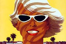 Vintage Travel Posters / Vintage Vacation & Travel Posters / by Paula LeBlanc Miller