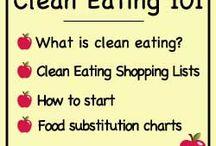 Nourriture saine/clean eating