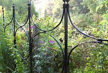 Växthus, portaler och skärmar