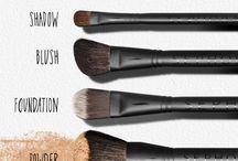 #Makeup Brushes