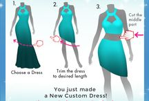 How to be a Fashion Star / Add your own tips and tricks here!