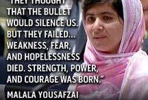 Powerfull women / Krachtige en vurige Vrouwen die iets bereikt hebben voor zichzelf en de ander. Vrouwen met een missie
