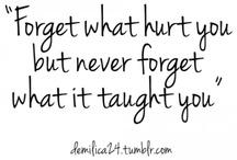 words of wisdom / by Melissa Ann