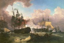 Philip James de Loutherbourg (1740-1812) / Art from France/Great Britain.