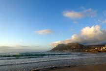 Cape Town's beauty / Scenes of sea and mountains, sunrises and sunsets