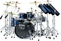 Drum Kits That Make Me Nostalgic / Reliving the first time I set my eyes on these contraptions of metal, wood and skin.