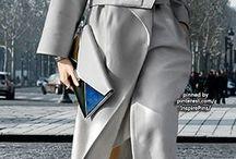 coat fashion / coat fashion