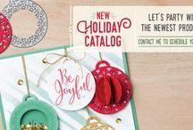 Stampin' Up! Holiday Catalog '16