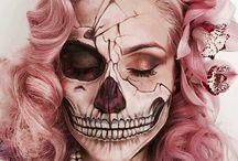 Makeup masky