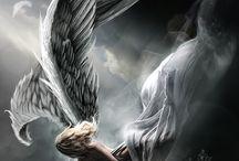 The dark side, ... / Angels, Demons, Evil, ...