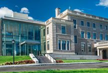 New McMullen Museum at 2101 Commonwealth Ave. Boston / Construction is finally complete. Check out these shots of our new, state-of-the-art facility!