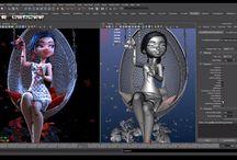 3D animace