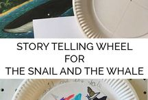 snail and whale book
