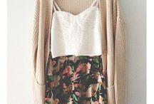 Fashion ideas! ❤️ / My own personal fashion lookbook!