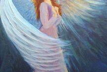 Ζωγραφική άγγελοι