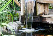 Cascadas d agua