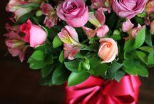 Hermosos Arreglos de Flores para tu hogar