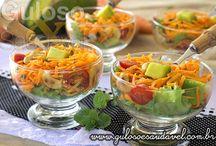 Saladas nota 10