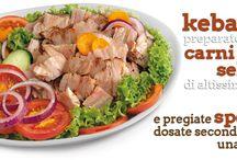 :: PER I TUOI PIATTI :: / Qualche suggerimento per rendere veloce ed appetitosa la tua cena