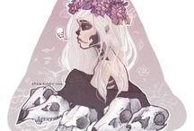 pastel goth :)