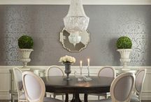Home Sweet New Home - Dining Room / dining room decor