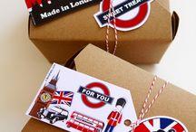London theme party