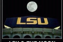 Geaux Tigers / by Samantha Kittrell