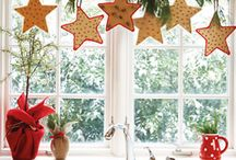 Holidays Window Ideas / We have pulled together a guide for decorating your windows for the winter holidays. Browse through and ask us questions. We love to offer advice on making your windows seasonally chic.