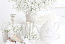 white decor / by Bobka Baby