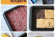 Slider Recipes / by Misty White