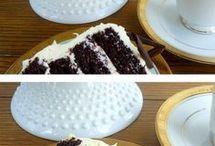 + RECIPES - CAKES +