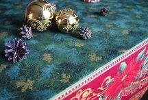 Текстиль и Декор / Столовое белье, уютный текстиль: скатерти, дорожки, салфетки