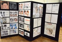 Arts Exhibition 2015 - Ash Green School / Celebrating the work of KS3, KS4 and KS5 students at Ash Green School in Art, Media, Photography, Graphics and Drama