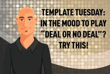 Template Tuesday / by eLearning Brothers