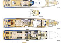 Yachts Sketches & Floorplans