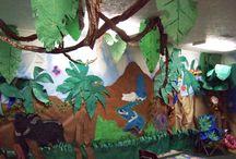 Learning- Jungle Theme
