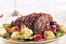 Moroccan lamb roast or tagine