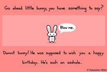 Funny Happy Birthdays