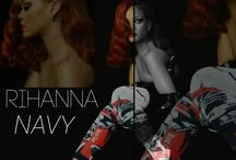 Rihanna / Rihanna and Navy