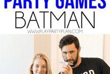 Super hero party Ideas