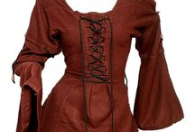 Medieval Blouses