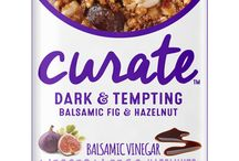 Curate Snacks / Curate is a new snack brand that takes a culinary approach to nutritious snacking. They bring together real food ingredients to create unexpected, yet brilliant flavor combinations that taste handcrafted by a chef. $1.89 (single bar) $6.49 (4-count carton)  FACEBOOK: www.facebook.com/curatesnacks INSTAGRAM @curatesnacks TWITTER @curatesnacks  @influenster #sproutvoxbox #taste curate